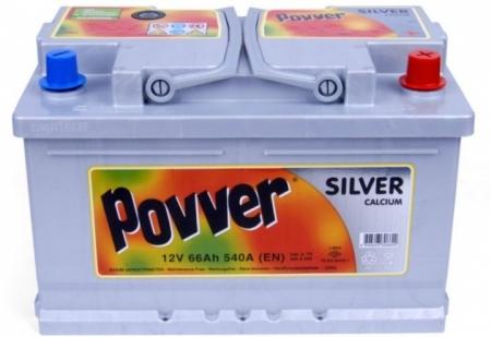 12V 66Ah 540A Silver Calcium